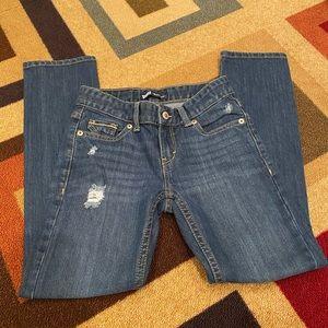 Levi's Boyfriend Jeans Size 7 Reg